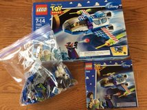 Lego Toy Story Buzz's Star Command Ship - Retired set in Joliet, Illinois