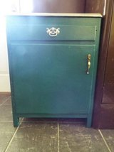 Cabinet*Vintage*Stainless Steel Top*Ex Cond in Fort Leonard Wood, Missouri