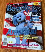 Mary Beth's Beanies & More The Magazine for Collectors January/February 2002 in Naperville, Illinois
