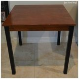 "Small Table 29 1/2"" X 29 1/2"" 28 1/2"" high in The Woodlands, Texas"