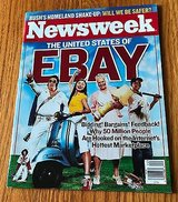 Newsweek Weekly Magazine June 17, 2002 - The United States of Ebay in Naperville, Illinois