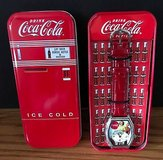 New Coca Cola Watch in Red Collectors Tin in Naperville, Illinois