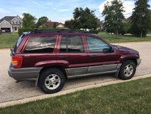 2000 Jeep Grand Cherokee 4X4 Leather - Great Mechanically! in DeKalb, Illinois