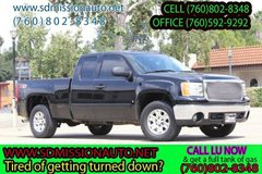 2008 GMC Sierra 1500 SLE1 4x4  Ask for Louis (760) 802-8348 in Camp Pendleton, California