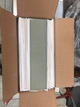 """Misty Grey 4"""" x 16 """" Ceramic Wall Tile 2 Boxes - 22 Square Feet in Bolingbrook, Illinois"""