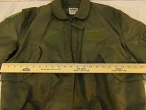 mens summer fire resistant cwu-36/p flyers jacket xlarge 46-48 100% aramid 00541 in Fort Carson, Colorado