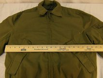 high temperature resistant cold weather medium long non melting nylon jacket  00540 in Fort Carson, Colorado