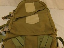 blackhawk mil usmc coyote tan padded back ruck waist strap backpack 3 day assault  00470 in Fort Carson, Colorado