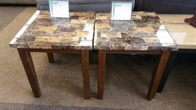 THEO END TABLES in Schofield Barracks, Hawaii
