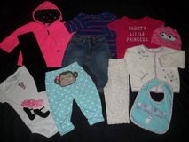 Winter Clothes Lot - Baby Girls size 6-9M 9M in Fort Lewis, Washington
