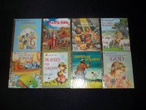 Vintage Little Golden Books... Bible Stories, Hymns and Prayers NEW in Fort Lewis, Washington