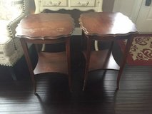 ~SET OF TWO ANTIQUE TABLES~ in Morris, Illinois