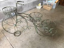 Antique plant bike in Fort Campbell, Kentucky
