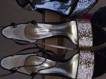 Women's designer shoes 8 - 8.5 M Heels in Sacramento, California