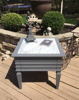 Mid Century Marble Side Table! in Naperville, Illinois