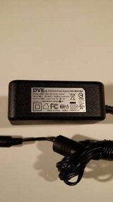 DVE Switching Power Adapter Charger DSA-15P-12 US 120120 Output 12V 1A in Baytown, Texas