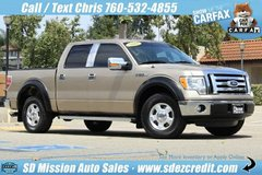 2011 Ford F-150 XLT Crew Cab Brown in Oceanside, California
