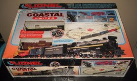 Vintage Lionel 027 Gauge Coastal Limited Train Set Die-Cast Metal Engine 6-11742 in Bolingbrook, Illinois