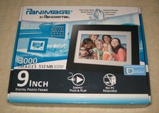 PANDIGITAL - 9 Inch PANIMAGE Digital Photo Frame - NEW IN BOX in Aurora, Illinois