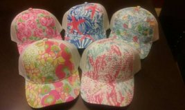 Lilly Pulitzer Style Ball Caps in Warner Robins, Georgia