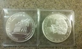 100th Anniversary Uncle Sam 1oz Silver Round in Warner Robins, Georgia