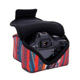 Brand New ! DSLR Sleeve Camera Case / Camera Holster - Southwest - with DuraNeoprene Technology ... in Ramstein, Germany