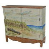New Arrival- Seagrass Shoreline Accent Chest in Beaufort, South Carolina