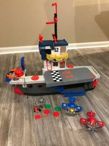 Fisher-Price Imaginext Sky Racers Aircraft Carrier in Bolingbrook, Illinois