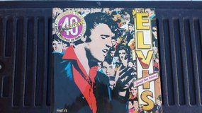 ELVIS PRESLEY 40 GREATEST HITS - 2 LPS - Special Pink Pressing in Yucca Valley, California