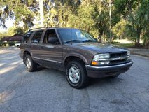 !!!  2000 CHEVY S10 BLAZER WITH LOW MILES in Savannah, Georgia
