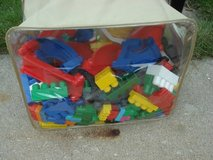 ASSORTED LARGER BUILDING BLOCKS in Naperville, Illinois
