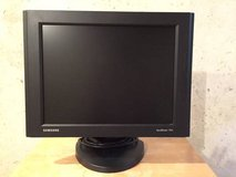 "Samsung 15"" monitor in Naperville, Illinois"