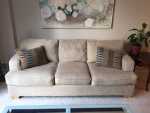 Couch with pillows in Bolingbrook, Illinois