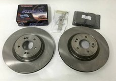 Power Stop JBR1529 Front Rotors & Brake  Pads Set for Hyundai Genesis Coupe in Naperville, Illinois