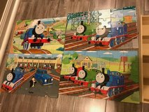 Thomas and Friends 4-in-a Box Jigsaw Puzzle in Bolingbrook, Illinois