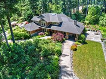 HOME, STUDIO & ACREAGE~ New Offering on 4.34 Acres in Tacoma, Washington