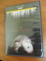 RARE New The Blair Witch Project DVD Movie Special Collector's Edition in Oswego, Illinois