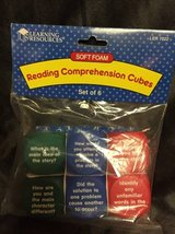 Learning Resources Reading Comprehension Cubes in Joliet, Illinois