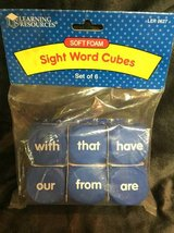 Learning Resources Sight Word Cubes in Bolingbrook, Illinois