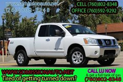 2006 Nissan Titan SE 4x4 Ask for Louis (760) 802-8348 in Oceanside, California