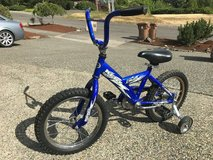 Boy's Bike (5-6 years old) in Fort Lewis, Washington