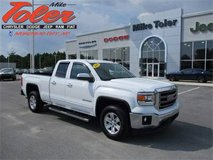 2015 GMC Sierra 1500 SLE-One Owner-Ext Cab-Back up Cam-(STK-14499A) in Cherry Point, North Carolina