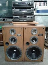 technics phono receiver, cd changer/player, tape deck, speakers obo in The Woodlands, Texas