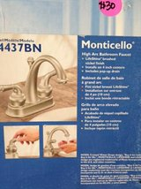 MOEN faucet NEW in Glendale Heights, Illinois