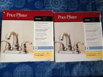 NEW Price Pfister brushed nickel faucet(s) in Glendale Heights, Illinois