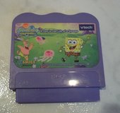SpongeBob Square Pants A Day in the Life of a Sponge Vtech Vsmile Game Cartridge in Plainfield, Illinois