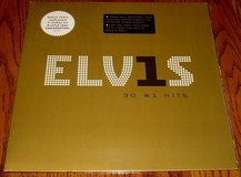 elvis 30 #1 hits original double lp sealed in  shrink wrap with 2 hype stickers in Yucca Valley, California