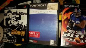 PlayStation 2 games in Oceanside, California