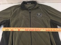 mens colorado timberline large us army 10th special forces full zipper sweater  00720 in Huntington Beach, California