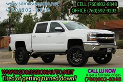 2015 Chevrolet Silverado 1500 LT Ask for Louis (760) 802-8348 in Camp Pendleton, California